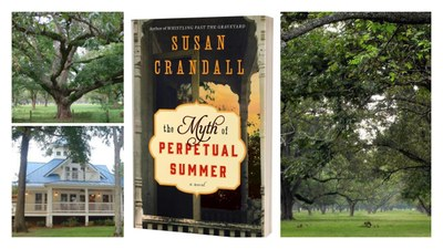 Books & Bites with Susan Crandall