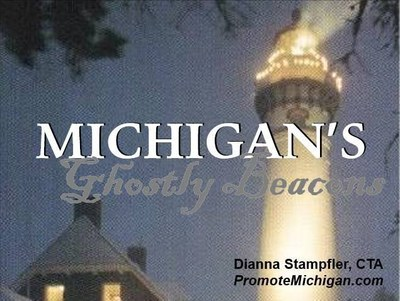 Michigan's Ghostly Beacons with Dianna Stampfler