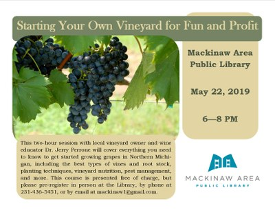 Starting Your Own Vineyard for Fun and Profit