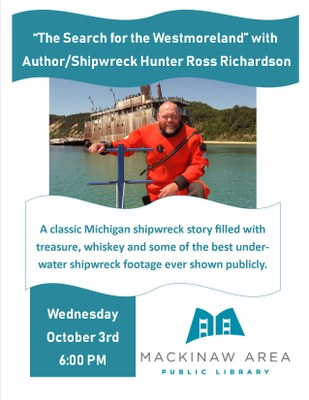 The Search for the Westmoreland with Ross Richardson